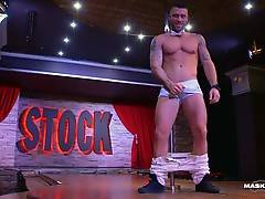 JUNIOR LIVE AT STOCK BAR