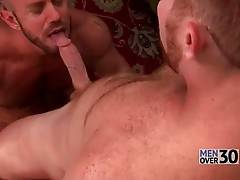 Big Toned Dudes Pleasure Each Other 1