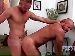 Steven Ponce Stuffs Matthew Stevens` Butt 3