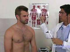 An ALL EXCLUSIVE WEBSITE with original pictures and videos of HOT college studs going for their entrance physicals. Watch our doctors abuse them. Deep anal penetration - Anal probing - Vaccuum Pumping - Electro-cock therepy - Speculum - Loads of cumshots