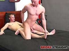 Jason Sterling Fucks Brandon Evans