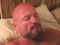 Hairy Daddy And Young Lad Warm Each Other Up 3