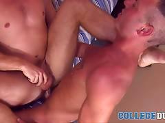 Jordan Belfort And Scott Riley